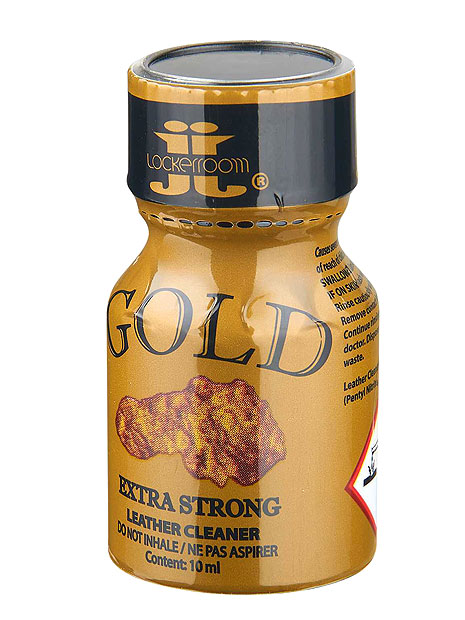 Попперс Gold Extra Strong (Канада) 10мл